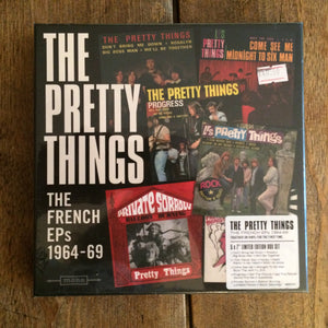 The Pretty Things - The French EPs 1964-69
