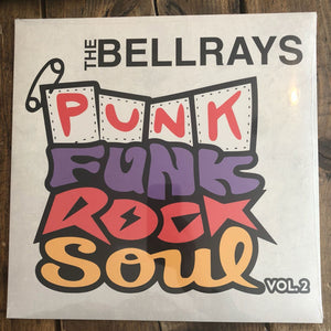 The Bellrays - Punk Funk Rock Soul Vol.2