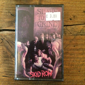 Skid Row - Slave To Grind