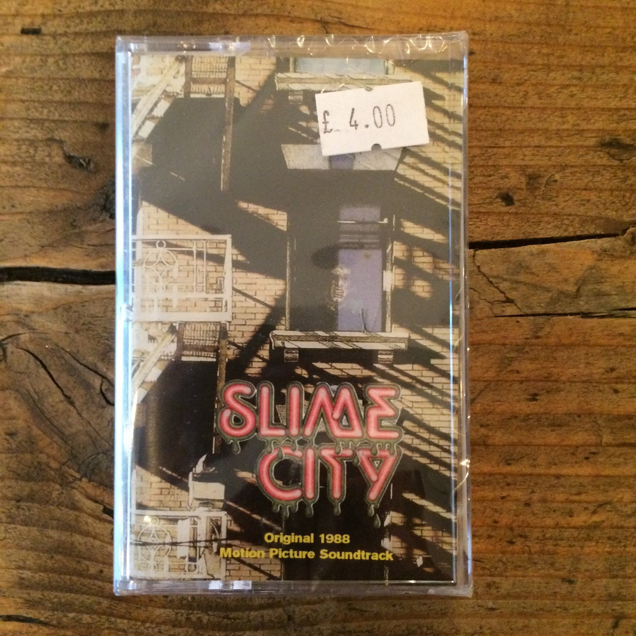 Various - Slime City: Original 1988 Motion Picture Soundtrack