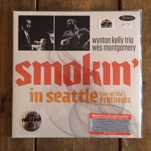 Wynton Kelly Trio/Wes Montgomery - Smokin' In Seattle Live At The Penthouse