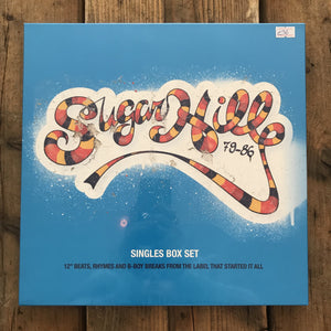 Various Artists - The Sugar Hill Singles Box Set