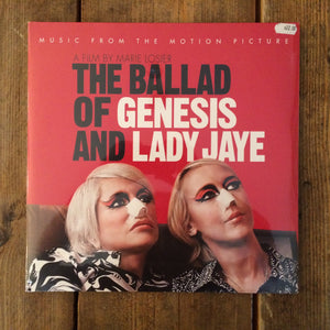 Various - The Ballad Of Genesis And Lady Jaye: Music From The Motion Picture