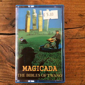 Magicada - The Bibles Of Twang