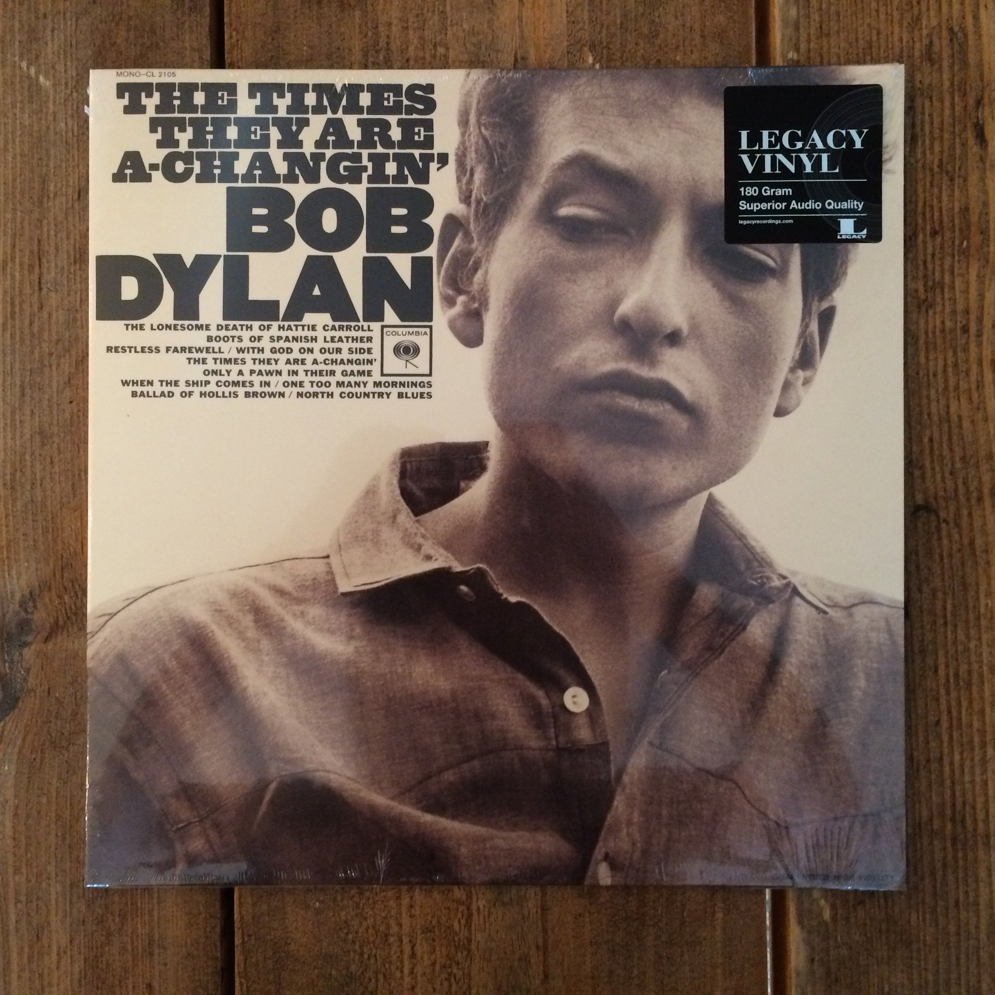 Bob Dylan - Times They Are A' Changin'