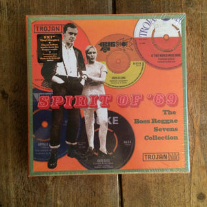 Various - Trojan Records: Spirit Of '69 Singles Boxset