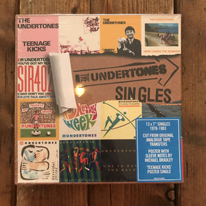 "The Undertones - The 7"" Singles Box"