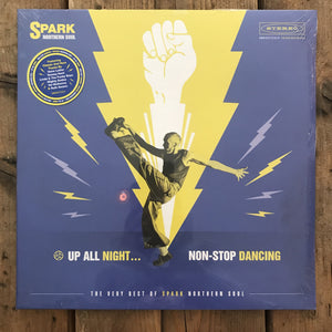 Various Artists - Up All Night...Non-Stop Dancing: The Very Best of Spark Northern Soul