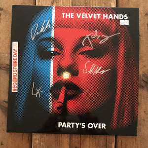 Velvet Hands− Partys Over