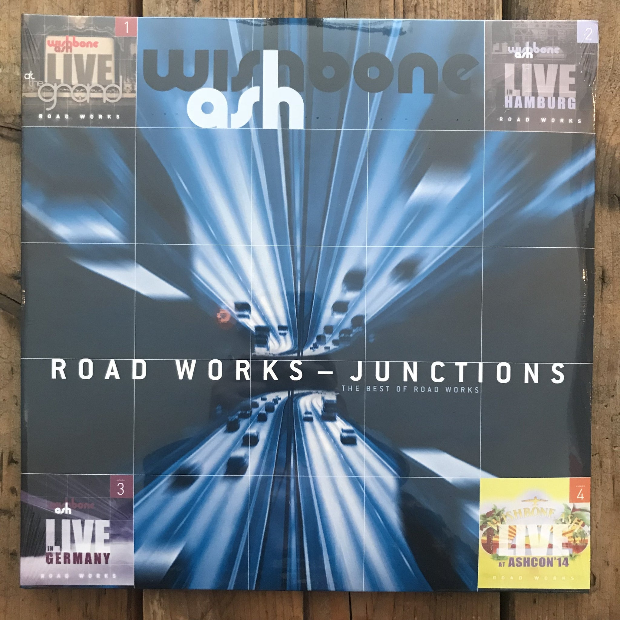 Wishbone Ash - Roadworks - Junctions (RSD)