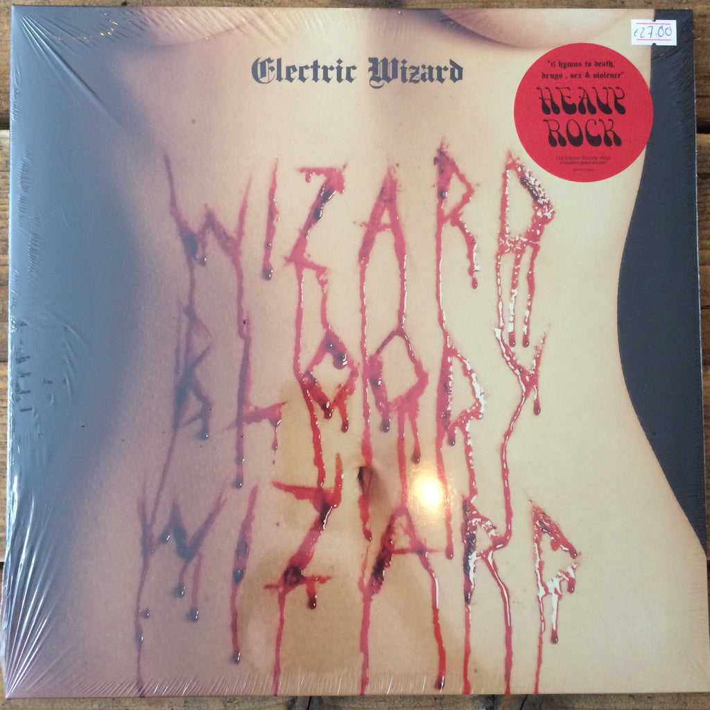 Electric Wizard  - Wizard Bloody Wizard