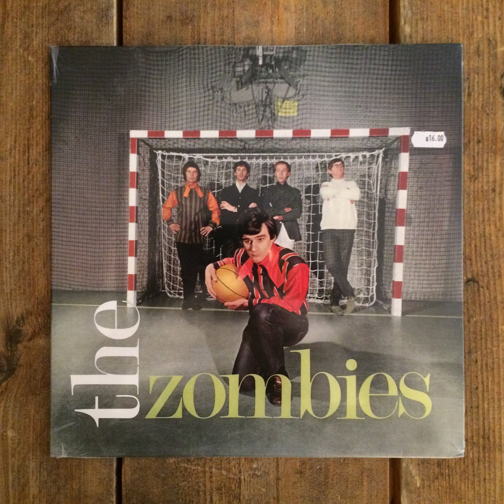 The Zombies - I Love You