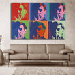 print Andy Warhol wall art picture painting on canvas for children bedroom decor kids wall art