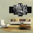 5 Panels /Set Canvas Prints Marilyn Monroe Sexy Portrait Painting Canvas Art Home Decor Wall Art Wall Pictures No Frame