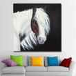 Abstract Art Prints horse Flowing Mane Picture Wall Art Animal Painting Prints And Posters For Living Room Wall Decor