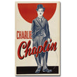 Charlie Chaplin Movie Poster Oil Painting HD Print on Canvas Pop Art Graffiti Modern Wall Art for Living Room Cuadros Decoration