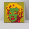 Decorative Art Marilyn Monroe Multi Colors By ANDY WARHOL Art Prints Wall Pictures Portrait Art for living room Home Decor