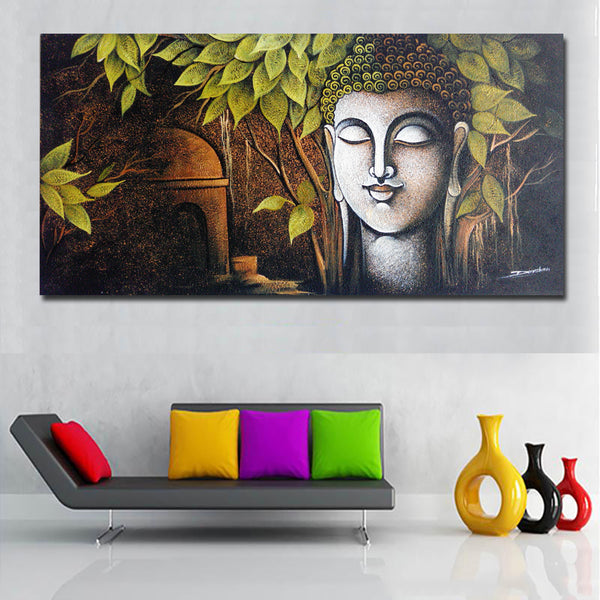 Buddha Painting Wall Pictures Print Painting On Canvas Abstract Wall Art Prints Poster For Living Room Home Decor