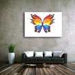 High Quality Cheap Price Art Pictures Butterfly Large HD Modern Canvas Print Oil Painting For Home Wall Decor Unframed