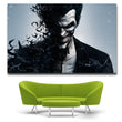 Hot sall Batman Poster Clown Living Room Wall Art Silk Fabric Poster Print on Canvas Home Wall Decoration Pictures free shipping