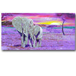 Kate Canvas Painting HD Printed On Canvas Art Animal blue Elephant Son Wall Pictures For Living Room Home Decor Unframed