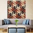 Lizard By Netherlands Artist M.C. Escher Pop art Print On Canvas For Wall Picture Decoration Oil Painting Wall Art Prints