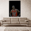 Michael Jordan Star Wall Poster Wall Art Pictures For Living Room Canvas Painting Printed On Canvas Photos Unframed Home Decor