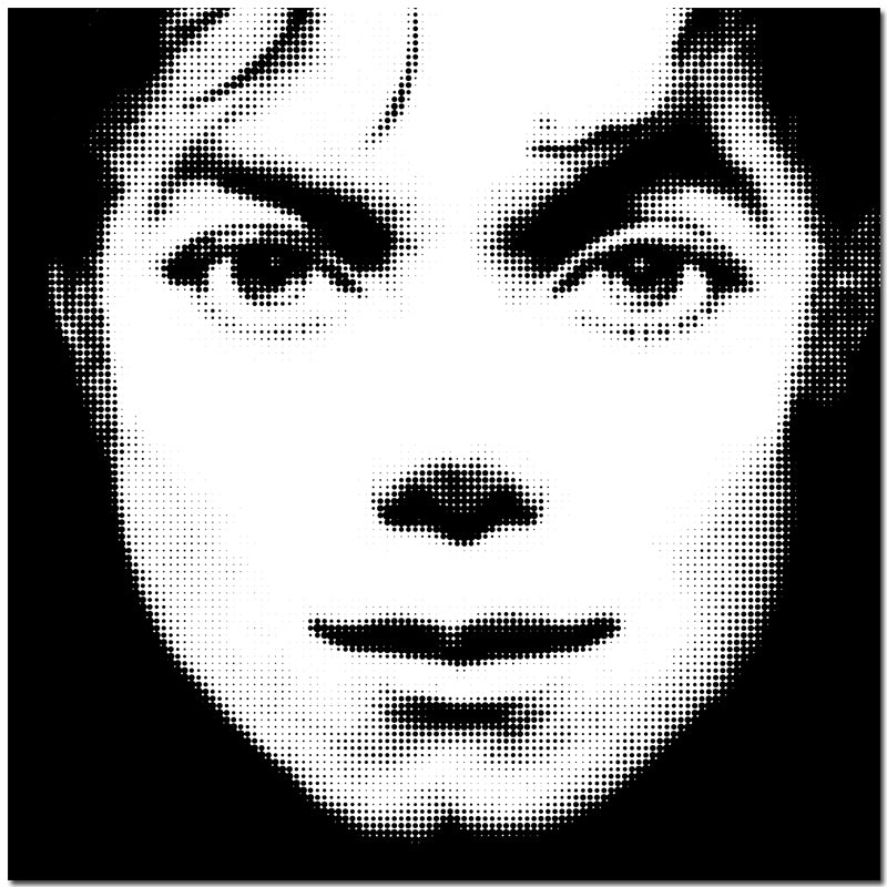 Oil Painting Picture Canvas Painting Famous Star Michael Jackson