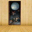 The Garden of Earthly Delight And Hell by Hieronymus Bosch HD Details Canvas Print Painting Art Home Decoration FREE SHIPPING