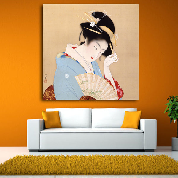 Thirty-six Views of Mount Fuji Famous Japanese Painting Ukiyo-e Master Works HD Prints Canvas Painting for Office Home Decor