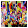 Modern Abstract Oil Painting Abstract Art Wall Pictures City Of London Skyline Canvas Print Poster For Living Room Home Decor