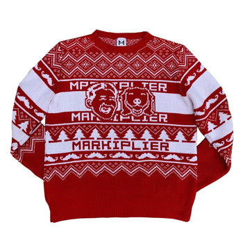 Markiplier Ugly Xmas Sweater