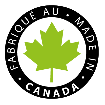 Made in - Fabriqué au Canada