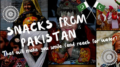 7 Snacks from Pakistan That Will Have You Smiling (While Reaching for Water)