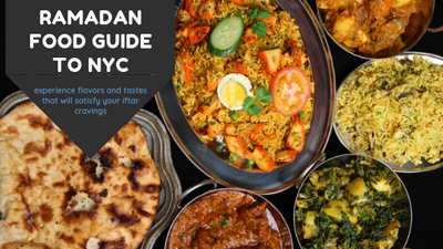 A Ramadan food guide to New York City