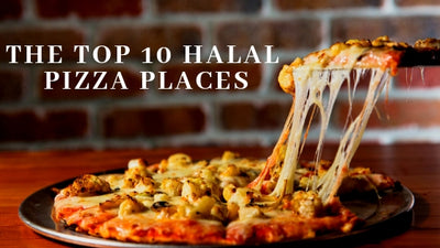 Top 10 Halal Pizza Places in America