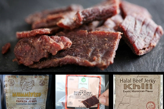 3 Amazing Halal Beef Jerky Products You Can Not Miss!