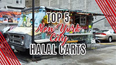 The Top 5 New York City Halal Carts