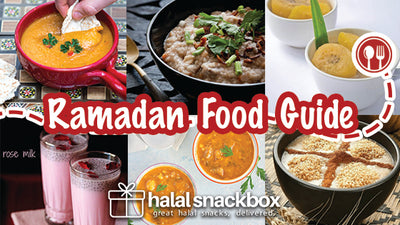 An International Guide to the Drinks and Soups of Ramadan