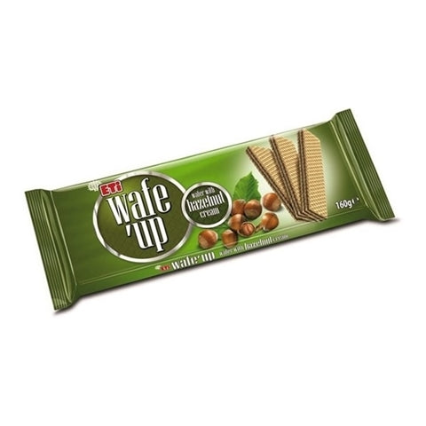 Eti Wafe Up Hazelnut Wafers - 142gram