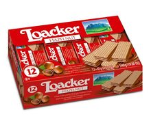 Loacker Hazelnut Classic Wafers, 1.59 Ounce (Pack of 12)