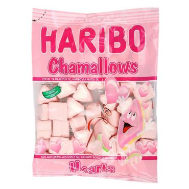 Haribo Chamallows Hearts Marshmallows