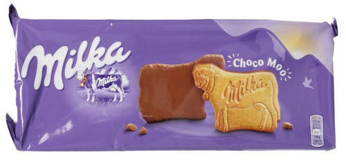 Milka Chocolate Moo Biscuits - Fun!