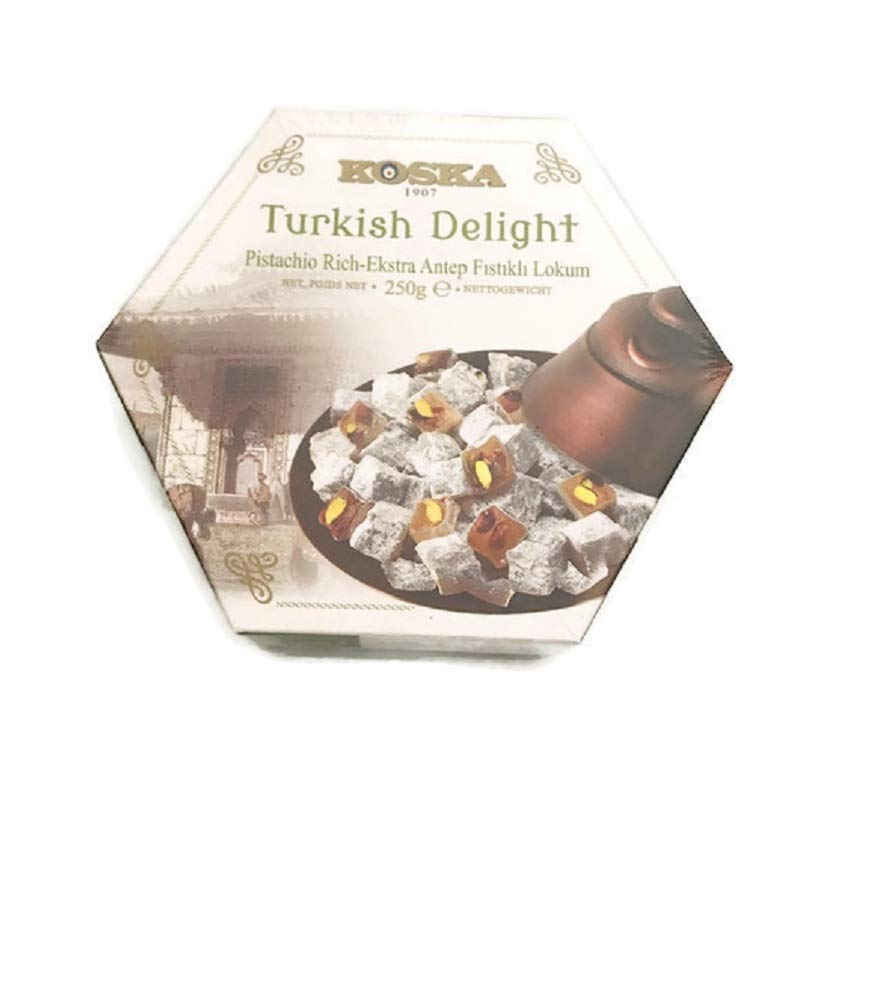 Koska Turkish Delight Rich Pistachio - Small