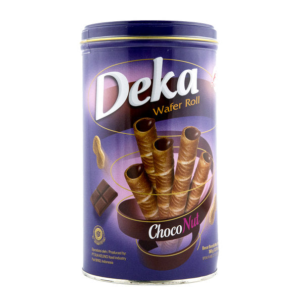 Deka Wafer Roll ChocoNut