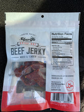 New! Spicy Hot Beef Jerky