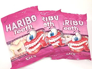 Haribo Teeth (Imported from Turkey)