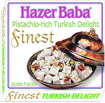 HazerBaba Finest Turkish Delight - Double Pistachio