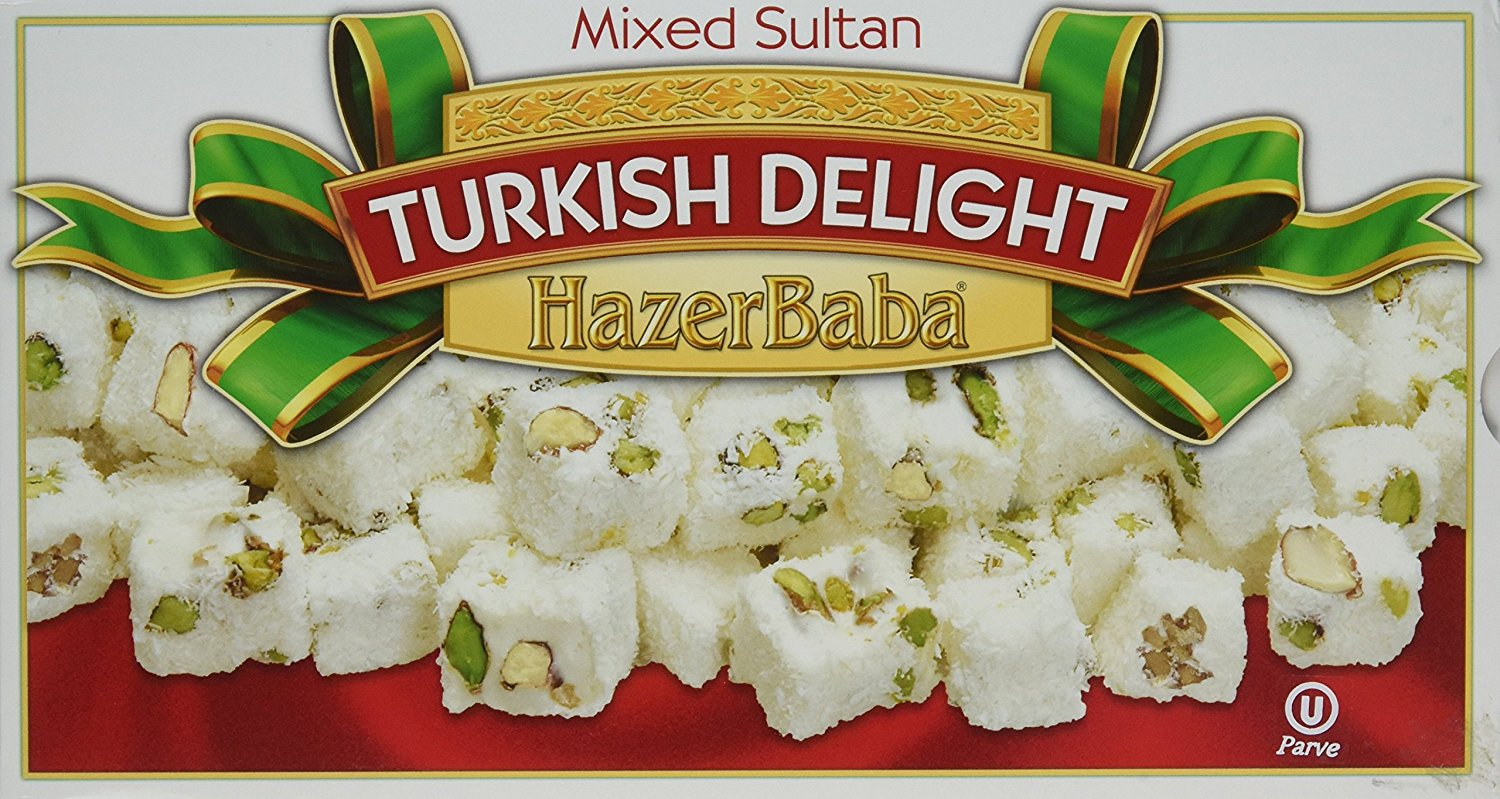 HazerBaba Turkish Delight - Mixed Sultan