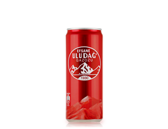 Legenday Uludag Gazoz Fruit 330 mL